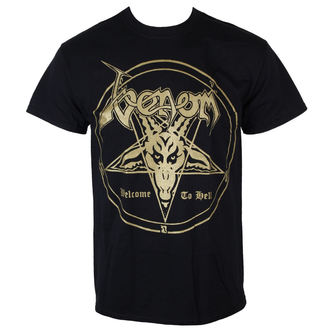 tričko pánské Venom - Welcome To Hell - JSR, Just Say Rock, Venom