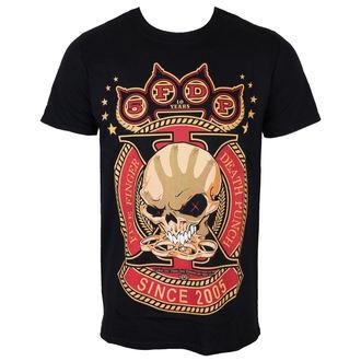 tričko pánské Five Finger Death Punch - Anniversary X - ROCK OFF, ROCK OFF, Five Finger Death Punch