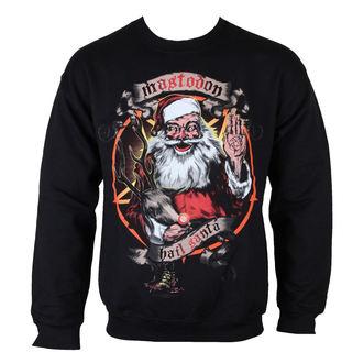 mikina pánská Mastodon - Hail Santa Holiday - ROCK OFF - MASTSWT02MB