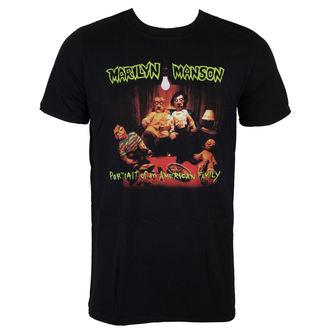 tričko Marilyn Manson - American Family - ROCK OFF, ROCK OFF, Marilyn Manson