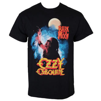 tričko pánské Ozzy Osbourne - Bark At The Moon - ROCK OFF - OZZTS02MB