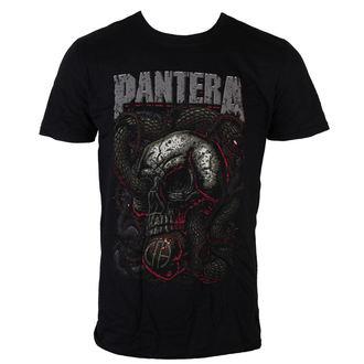 tričko pánské Pantera - Serpent Skull - ROCK OFF, ROCK OFF, Pantera