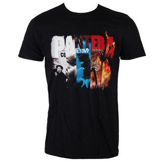 tričko pánské Pantera - Album Collage - ROCK OFF, ROCK OFF, Pantera