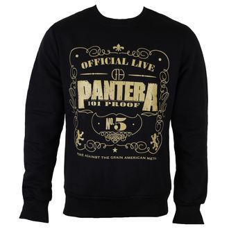 mikina pánská Pantera - 101 Proof - ROCK OFF, ROCK OFF, Pantera