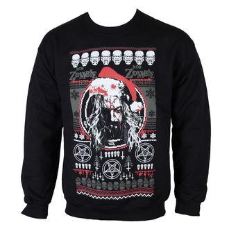 mikina pánská Rob Zombie - Bloody Santa - ROCK OFF - RZSWT01MB