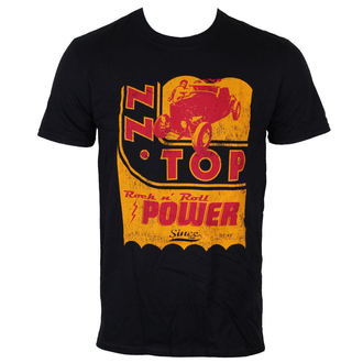 tričko pánské ZZ Top - Speedoil - ROCK OFF, ROCK OFF, ZZ-Top