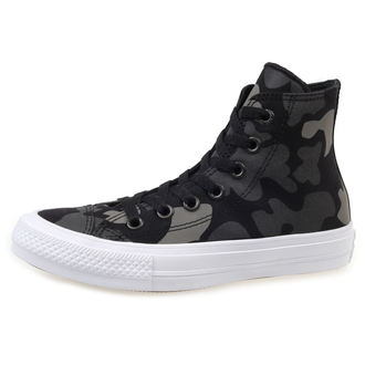 boty CONVERSE - Chuck Taylor All Star II - CHARCOAL/BLACK, CONVERSE