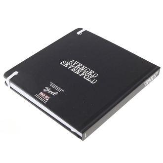 poznámkový blok Avenged Sevenfold - Classic Deathbat - ROCK OFF, ROCK OFF, Avenged Sevenfold