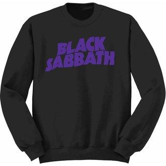 mikina dětská Black Sabbath - Wavy Logo - ROCK OFF - BSKSWT01B