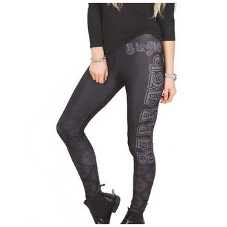 kalhoty dámské (legíny) Black Sabbath - Celtic Logo - ROCK OFF, ROCK OFF, Black Sabbath