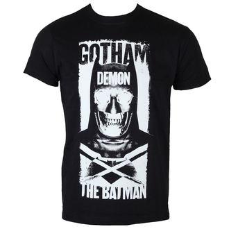 tričko pánské Batman - Gotham Demon - Black - HYBRIS - WB-1-BATSUP006-H61-9