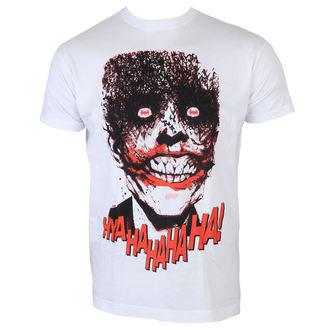 tričko pánské Batman - The Joker-HyaHaHaHa - White - HYBRIS - WB-1-BAT019-H45-2
