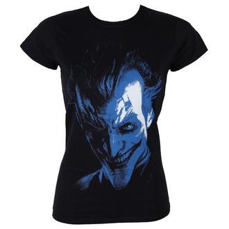 tričko dámské Batman - Arkham Joker - Black, HYBRIS, Batman