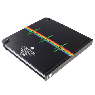poznámkový blok Pink Floyd - DSOTM - ROCK OFF
