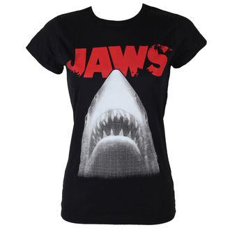 tričko dámské Čelisti - Poster - Black - HYBRIS - UV-5-JAWS002-H61-4-BK