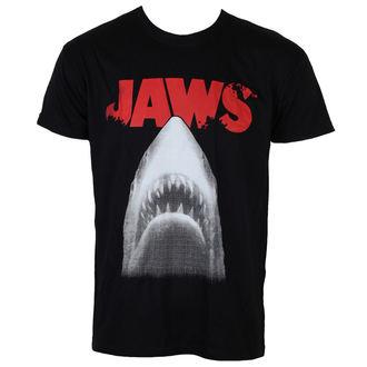 tričko pánské Čelisti - Poster - Black - HYBRIS - UV-1-JAWS002-H61-4-BK