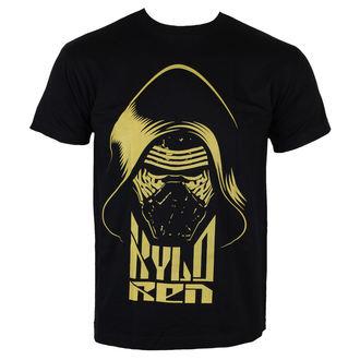tričko pánské Star Wars - Kylo Ren - Black - HYBRIS, HYBRIS