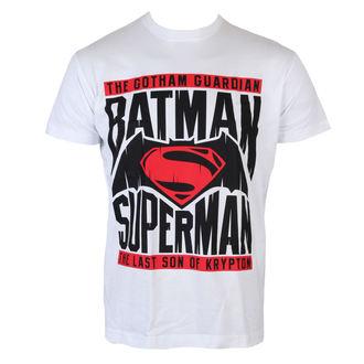 tričko pánské Batman vs. Superman - White - HYBRIS, HYBRIS, Batman