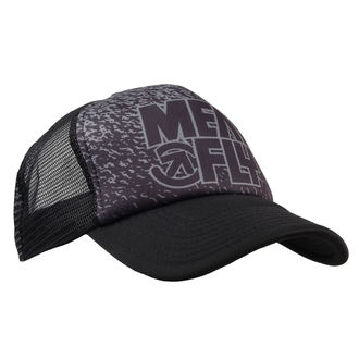 kšiltovka MEATFLY - Ground Trucker - D-Grey