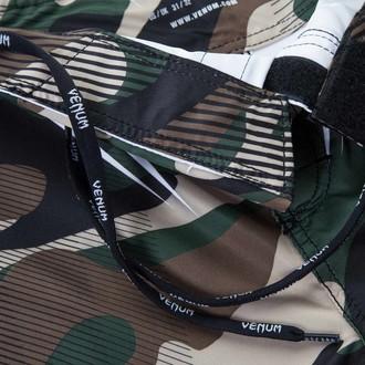 boxerské kraťasy pánské VENUM - Camo Hero - Green/Brown