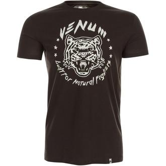 tričko pánské VENUM - Natural Fighter - Tiger - Brown - 02657-035