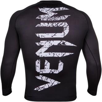 tričko pánské s dlouhým rukávem (termo) VENUM - Original Giant Rashguard - Black/White, VENUM