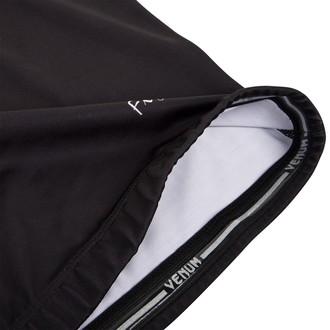 tričko pánské s dlouhým rukávem (termo) VENUM - Original Giant Rashguard - Black/White