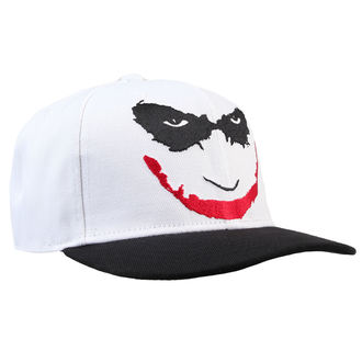 kšiltovka Batman - The Dark Knight Joker´s Smile - White - LEGEND - ACDKTMCP003