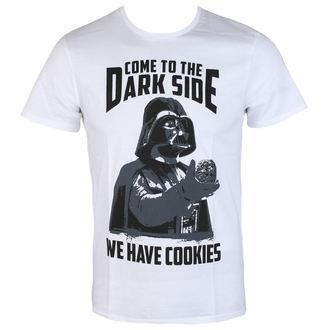 tričko pánské Star Wars - We Have Cookies - White - LEGEND