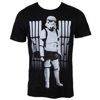 tričko pánské Star Wars - Skate Trooper - Black - LEGEND, LEGEND