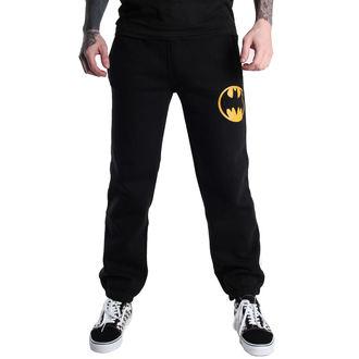 kalhoty pánské -tepláky- Batman - Logo - Black - LEGEND - MEBATMBJG001