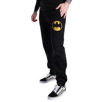 kalhoty pánské -tepláky- Batman - Logo - Black - LEGEND, LEGEND