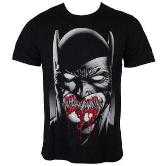 tričko pánské Batman - Dark Smile - Black - LEGEND - MEBATMBTS037