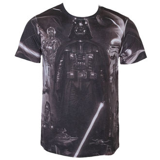 tričko pánské Star Wars - Vader Memories - Sublimation - LEGEND - MESWGRPTS037