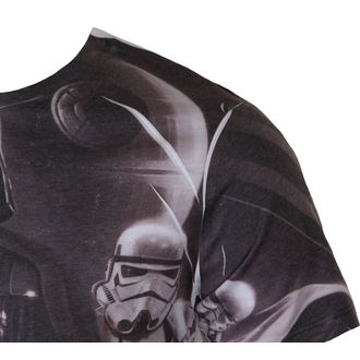 tričko pánské Star Wars - Vader Memories - Sublimation - LEGEND, LEGEND, Star Wars