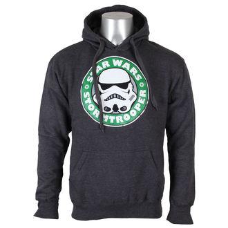 mikina pánská Star Wars - Starbuck Trooper - Anthracite  Melange - LEGEND - MESWSTOSW060