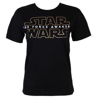 tričko pánské Star Wars - 7 Logo - Black - LEGEND, LEGEND