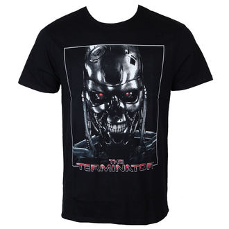 tričko pánské Terminator - T800 - Black - LEGEND