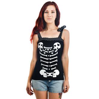 tílko dámské TOO FAST - Anabel Bow - Heart Bones