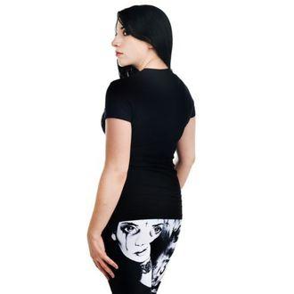 tričko dámské TOO FAST - Babydoll - Lydia Mugshot - WTBD-T-LYDIA