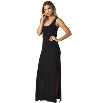 šaty dámské FOX - Screen Maxi - Black, FOX