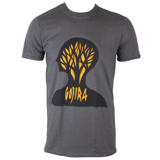 tričko pánské Gojira - Headcase - PLASTIC HEAD, PLASTIC HEAD, Gojira