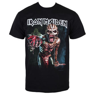 tričko pánské Iron Maiden - Book of souls Euro Tour 2016 - ROCK OFF, ROCK OFF, Iron Maiden