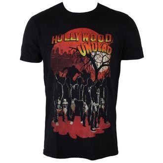 tričko pánské Hollywood Undead - Faceless Horror - PLASTIC HEAD - PH9696