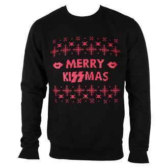 mikina pánská KISS - Merry Kissmas - PLASTIC HEAD, PLASTIC HEAD, Kiss
