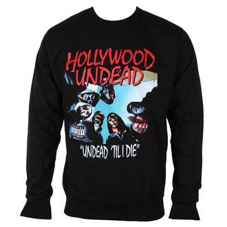 mikina pánská Hollywood Undead - Til I Die - PLASTIC HEAD - PH8990CSW