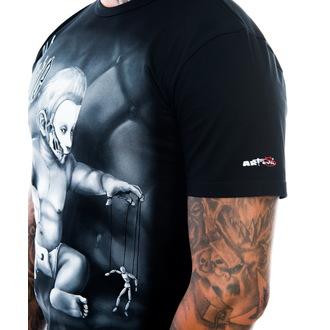 tričko pánské ART BY EVIL - Alone - Black, ART BY EVIL