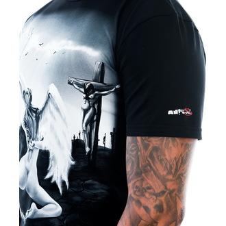 tričko pánské ART BY EVIL - Reborn - Black, ART BY EVIL