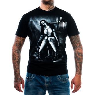 tričko pánské ART BY EVIL - Hollow - Black - ABE007