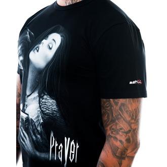 tričko pánské ART BY EVIL - Prayer - Black, ART BY EVIL